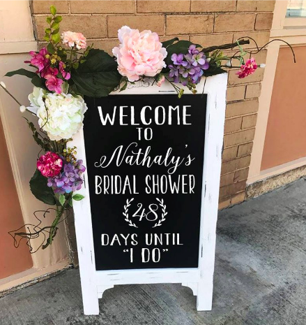 21 Fabulous Bridal Shower Signs You