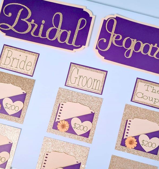 bridal jeopardy 1