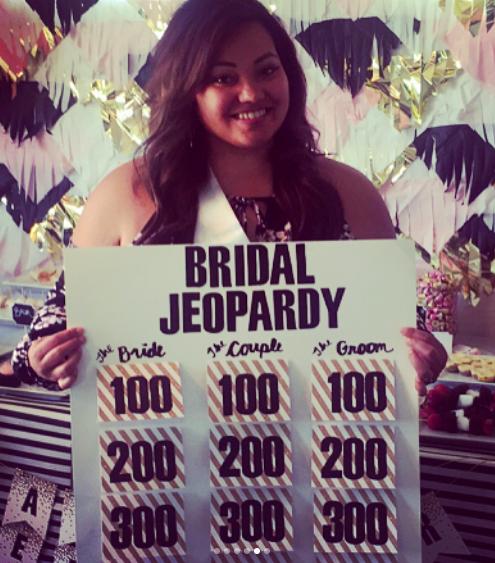 bridal jeopardy 5