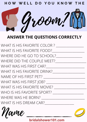 For game couples answer question 98 Fun