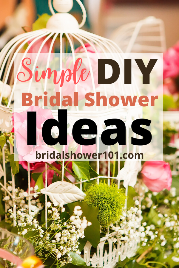 Diy Bridal Shower Ideas 101
