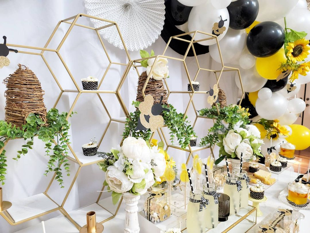 4 Bridal Shower Decoration Ideas on the Cheap